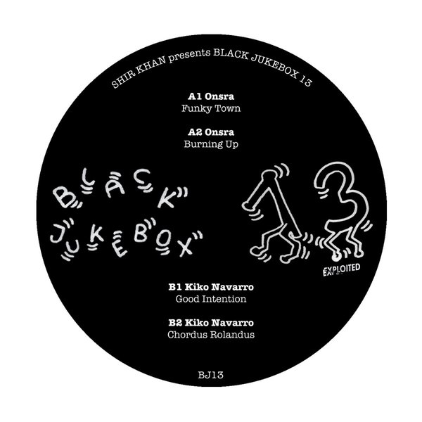 Shir Khan Presents Black Jukebox 13 [BJ13]